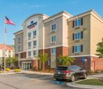 Vista exterior Candlewood Suites ATLANTA WEST I-20