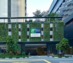 Vista exterior Holiday Inn Express SINGAPORE ORCHARD ROAD