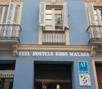 Exterior view Feel Hostels Soho Malaga