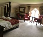Chambre double (confort) Offley Place