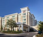 Buitenaanzicht SpringHill Suites Orlando at FLAMINGO CROSSINGS® Town Center/Western Entrance