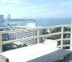 Camera con terrazza Vtsix Condo Service at View Talay Condo