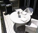 Zimmer mit Terrasse Bay of Islands Holiday Apartments