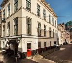 Buitenaanzicht Stayci Apartments Grand Place