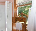 Bagno in camera The Point Bed & Breakfast