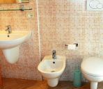 Bagno in camera Bed & Breakfast Accademia