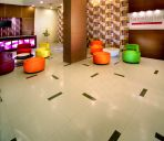 Hotelhalle Fave Hotel Solo Baru