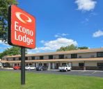 Vue extérieure Econo Lodge Rochester I-90 and I-390