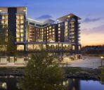 Buitenaanzicht Embassy Suites by Hilton Greenville Downtown Riverplace