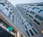 Buitenaanzicht Motel One Berlin - Upper West