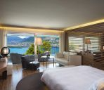 Pokój typu junior suite The View Lugano