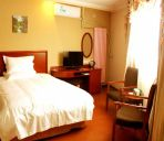 Doppelzimmer Komfort GreenTree Inn Tuqiao Subway (Domestic only)
