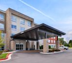 Vista exterior Holiday Inn Express & Suites SILOAM SPRINGS