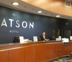 Reception The Watson Hotel