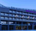 Exterior view Hotel Mercure Blankenberge Station
