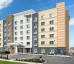 Vista esterna Fairfield Inn & Suites North Bergen