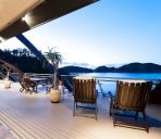 Zimmer mit Terrasse Cavalli Beach House Retreat