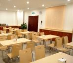 Restaurant GreenTree Inn SuZhouLeYuan TianPing College Business Hotel(Domestic only)
