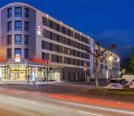 Exterior view Star Inn Hotel & Suites Premium Heidelberg by Quality