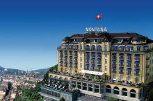 Art Deco Hotel Montana Lucenre - Sitzerland's Essence