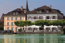Die Krone Gottlieber Hotel Tägerwilen