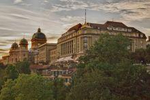 Bellevue Palace Berne