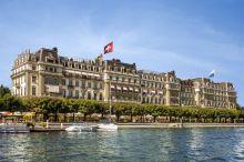 Grand Hotel National Luzern - die Essenz der Schweiz