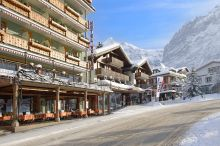 Central Wolter Grindelwald