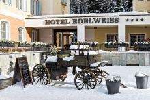 Edelweiss Swiss Quality Sils/Segl - Engadine