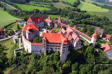 Fürstliche Burgschenke & Schlosshotel Harburg Harburg