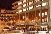 Hauser Hotel St. Moritz St. Moritz
