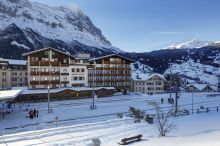Derby HotelSwiss Quality Grindelwald