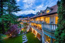 Villa Eden Leading Park Retreat Small Luxury Hotels of the World Meran