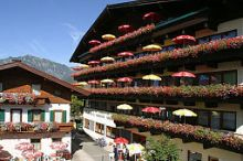 Hotel Tiroler ADLER Bed & Breakfast Waidring