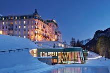 Kronenhof Grand Hotel Pontresina