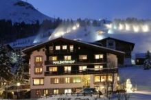 Haldenhof Lech am Arlberg