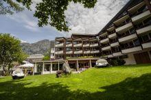 Parkhotel Quellenhof Leukerbad
