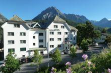 Hotel Altana Scuol