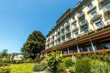 Europe Grand Hotel Lucenre - Sitzerland's Essence