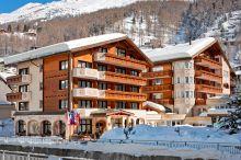 Wellness Hotel La Ginabelle Zermatt