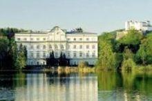 Hotel Schloss Leopoldskron de stad Salzburg
