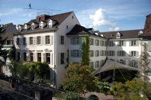 Der Teufelhof Basel Gast- und Kulturhaus Basel