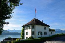 Jagd-Schloss Swiss-Chalet Merlischachen Merlischachen