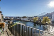 The Tourist City&River Hotel Lucerne Lucenre - Sitzerland's Essence