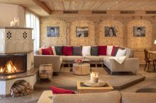 Swiss Alpine Hotel Allalin Zermatt