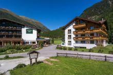 Hotel Falknerhof am Ursprung Umhausen - Niederthai