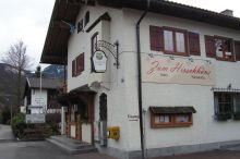 Hotel Restaurant Zum Hirschhaus Ruhpolding