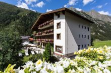 Mittagskogel Pension St. Leonhard im Pitztal