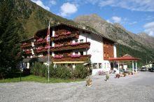 Hotel Gletscherblick St. Leonhard im Pitztal