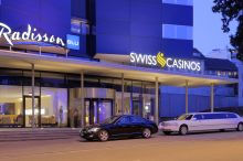 St. Gallen Radisson Blu Hotel